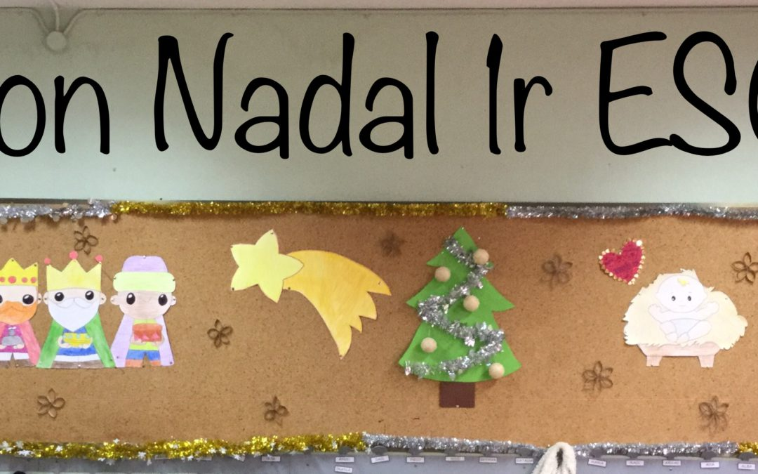 Nadal a 1r d'ESO