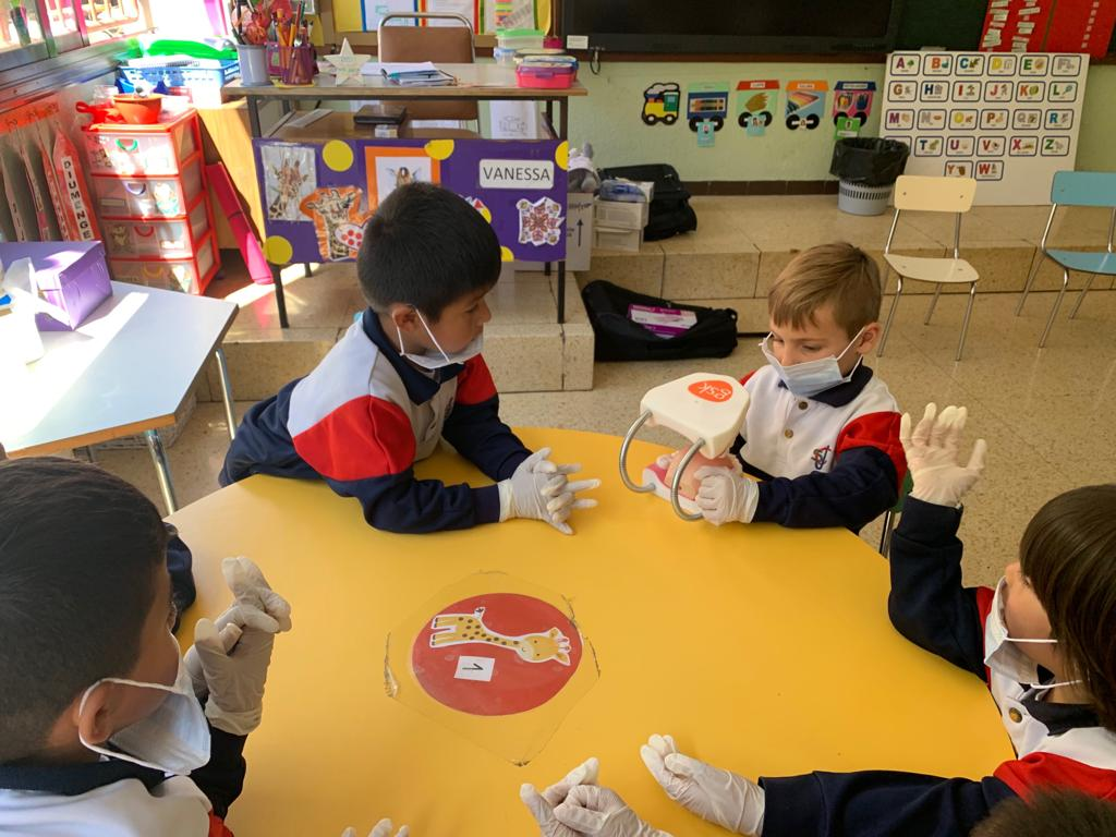 Educació Infantil Sant Josep Obrer Hospitalet taller bucodental (12)