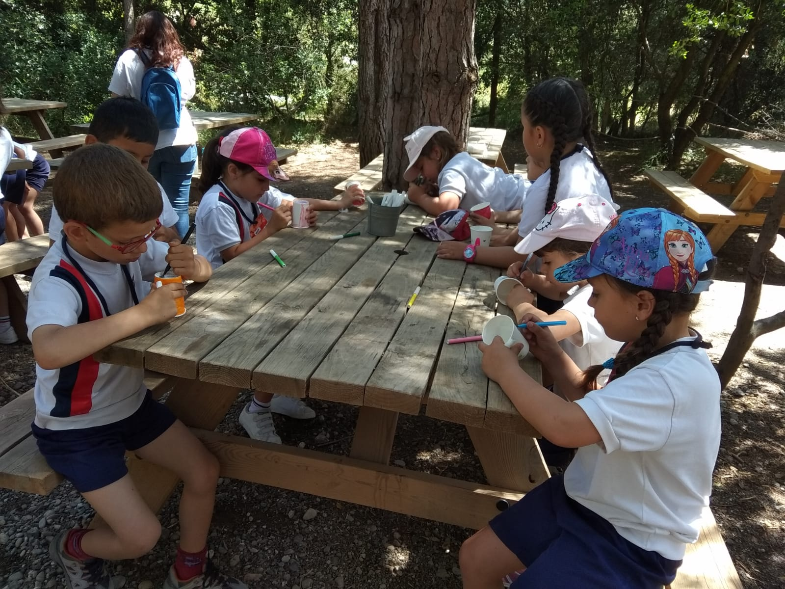 Educació Infantil. Sant Josep Obrer. Hospitalet. Aventura Park P5 (14)