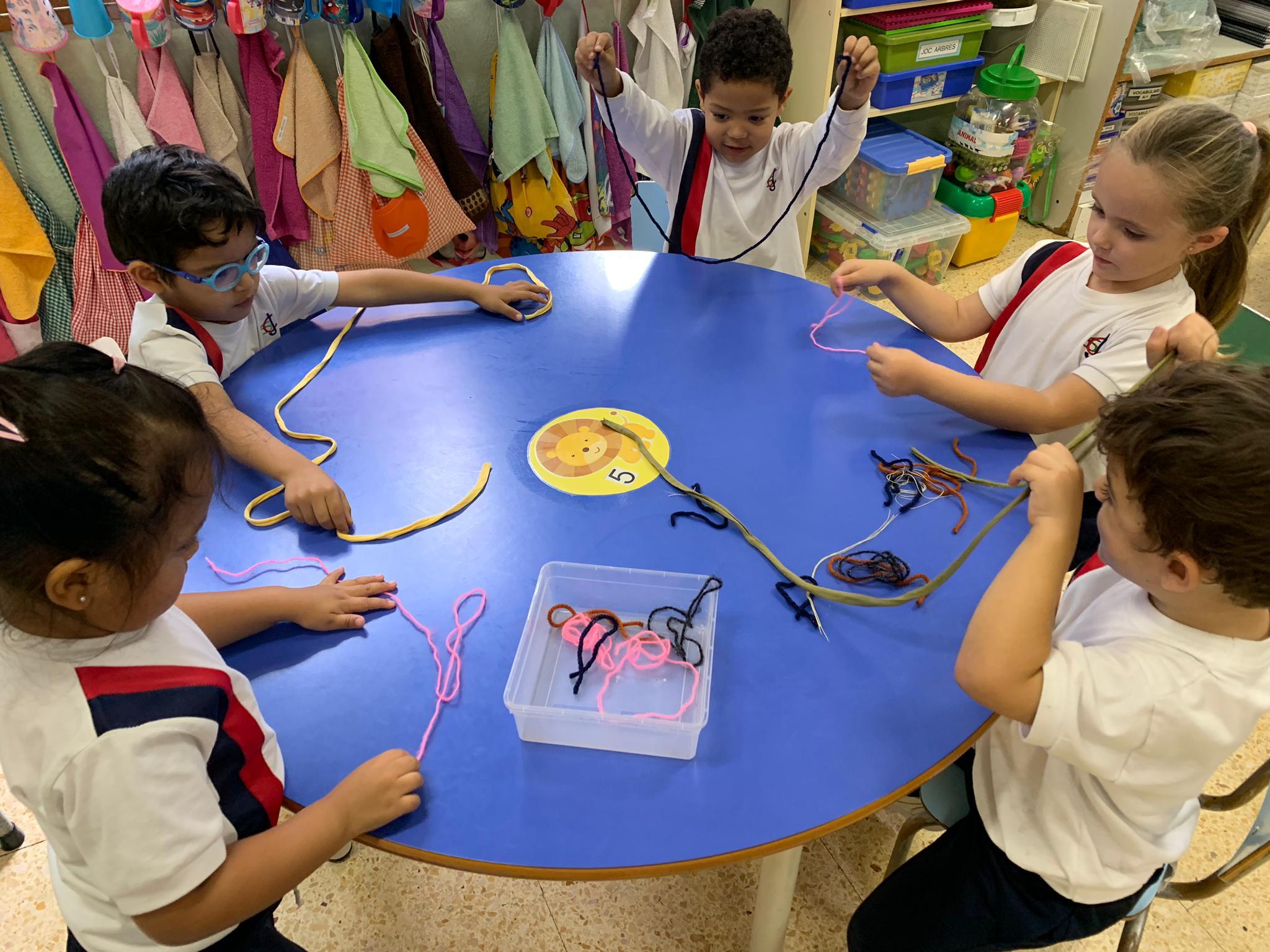 Escola Sant Josep Obrer. Hospitalet. E.Infantil.P4 (7)
