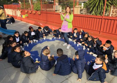 Educació Infantil. Hospitalet. Sant Josep Obrer (PAU 2020) 3